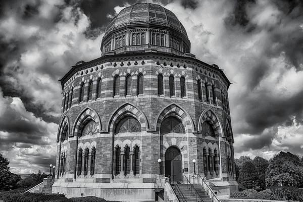 Photograph - The Nott Memorial Building by Garry Gay