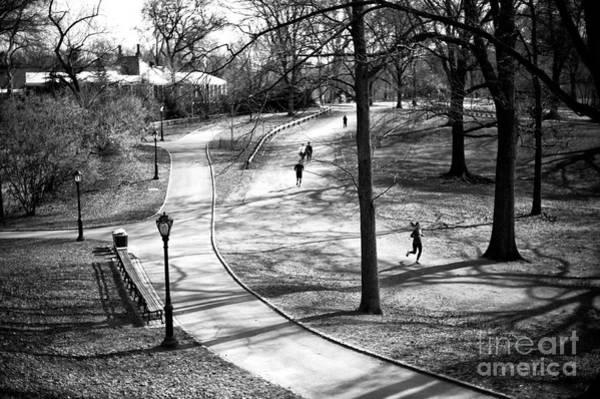 Photograph - The Race by John Rizzuto