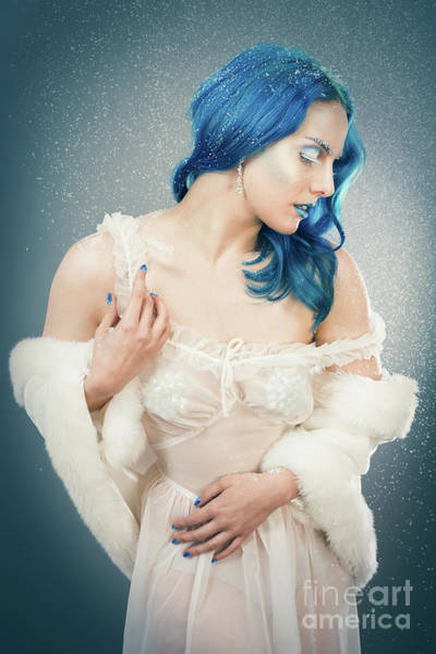 Wall Art - Photograph - The Snow Queen by Amanda Elwell