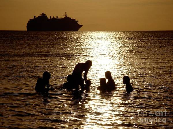 The Philippines Wall Art - Photograph - The World Boracay Philippines by Per Lidvall