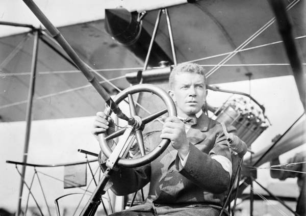 First Officer Photograph - Theodore Ellyson by Granger