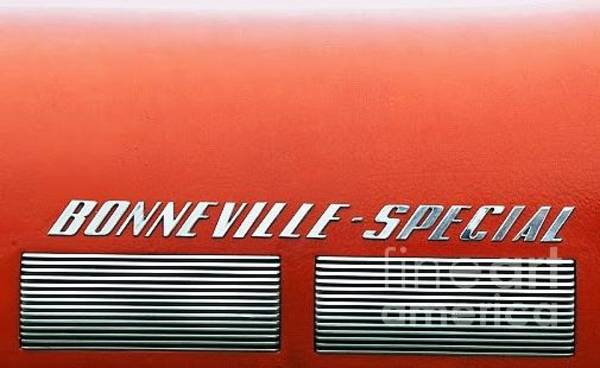 Wall Art - Painting - This Is Bonneville by Richard John Holden RA