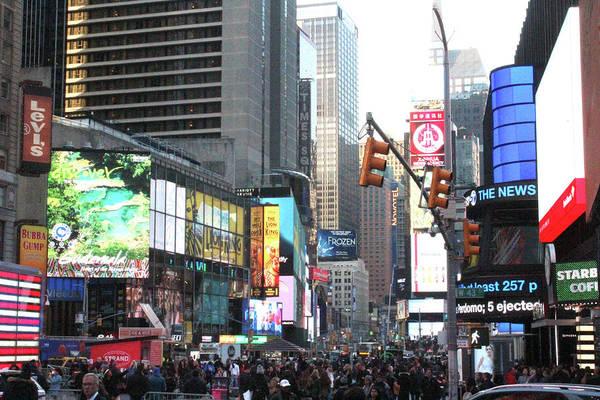 Photograph - New York, New York by Doc Braham