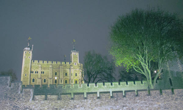 Wall Art - Photograph - Tower Of London by Martin Newman