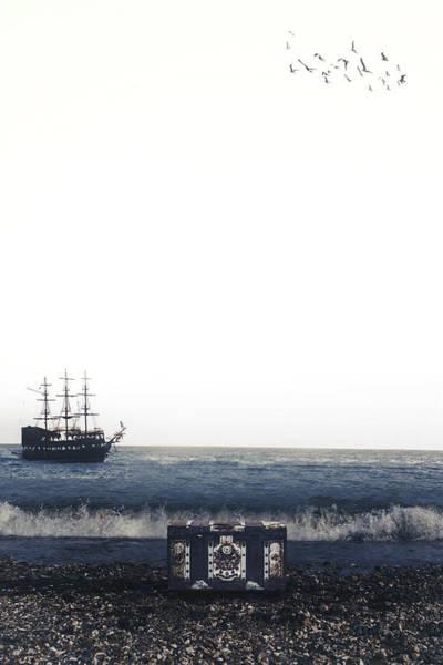 Chest Wall Art - Photograph - Treasure Chest by Joana Kruse