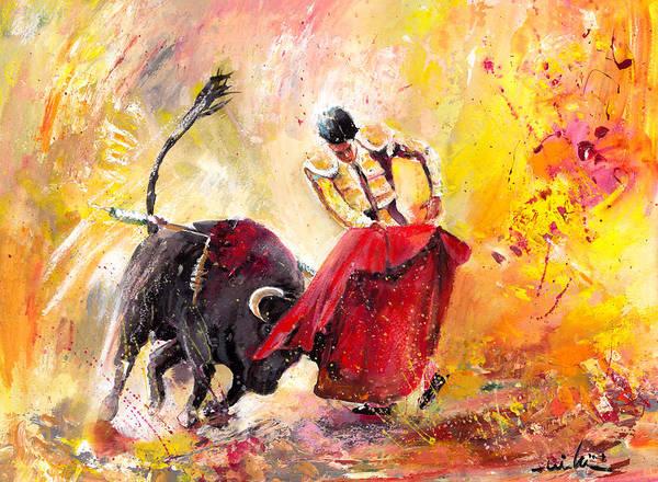 Painting - Unbroken Spirit by Miki De Goodaboom