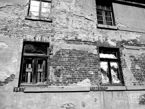 Photograph - Urban Decay In Woerlitz by Chani Demuijlder