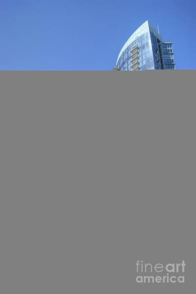 Photograph - Vancouver Cityscape 2 by David Birchall