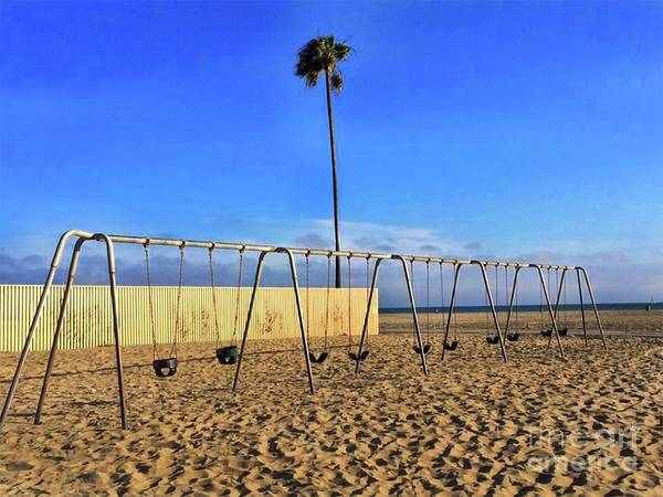 Photograph - Venice Beach - Ca by Doc Braham