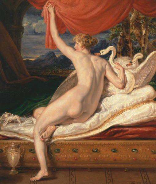 Ward Painting - Venus Rising From Her Couch by James Ward