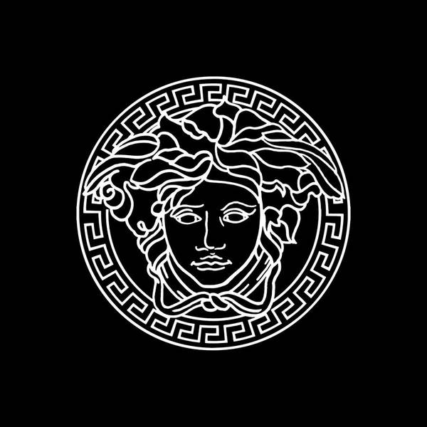 Wall Art - Digital Art - Versace by Tres Chic