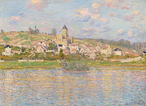 Vetheuil Wall Art - Painting - Vetheuil 1879 by Claude Monet