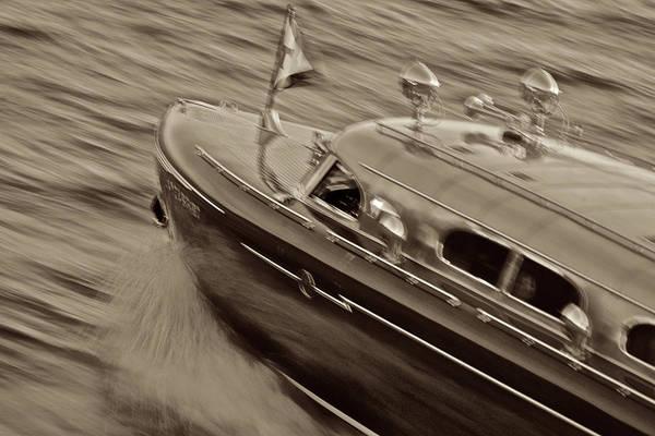 Photograph - Vintage Thunderbird by Steven Lapkin