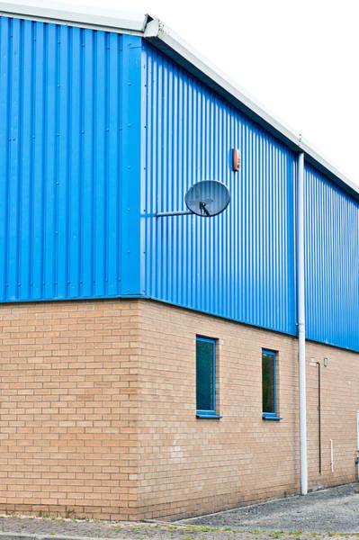 Aspect Wall Art - Photograph - Warehouse by Tom Gowanlock