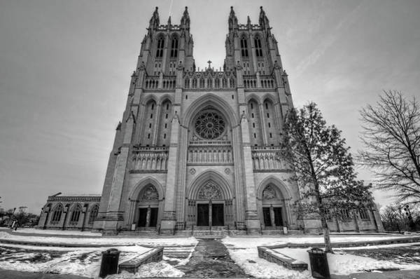 Wall Art - Photograph - Washington National Cathedral by Craig Fildes