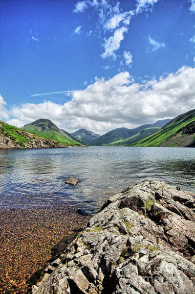 English Photograph - Wastwater by Smart Aviation