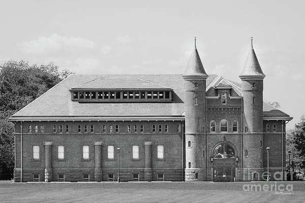 Photograph - Wesleyan University Fayerweather  by University Icons
