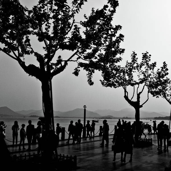 Photograph - West Lake, Hangzhou by George Taylor