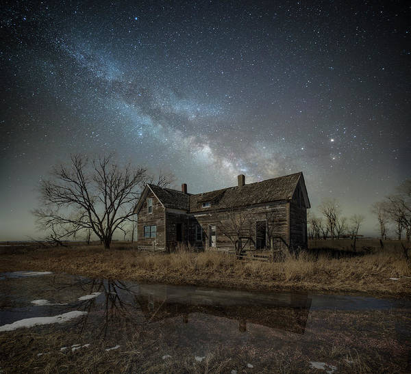 Wall Art - Photograph - What Once Was by Aaron J Groen