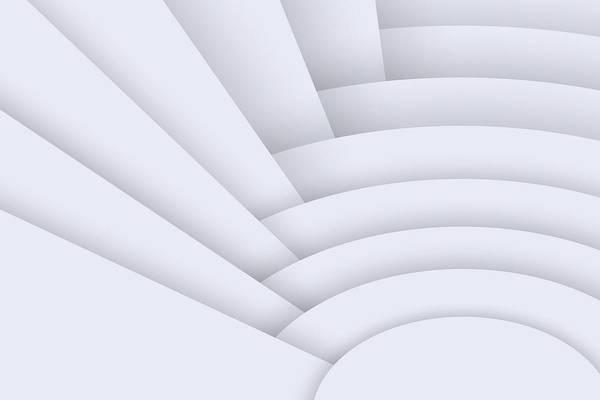 Artwork Digital Art - White by Super Lovely