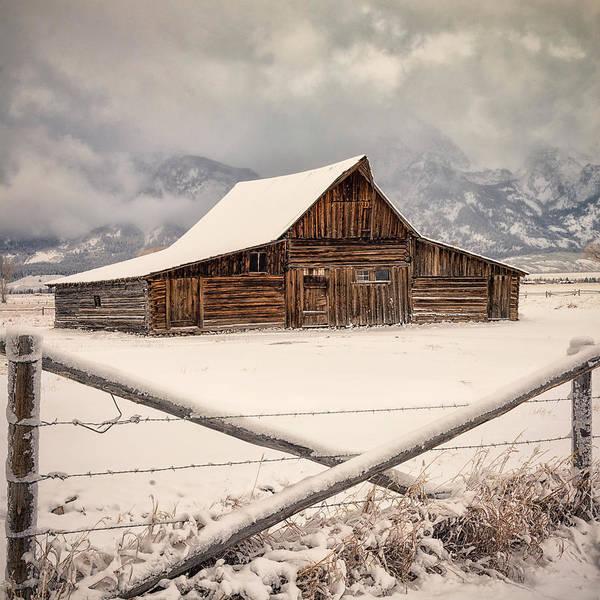 Wall Art - Photograph - Winter Storm by Robert Fawcett
