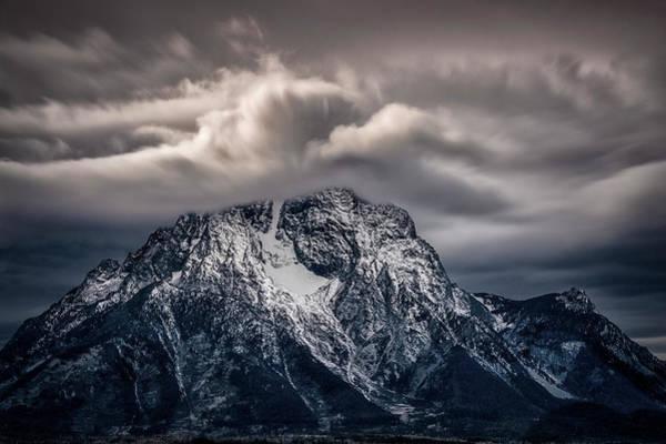 Wall Art - Photograph - Winter Warning by Robert Fawcett