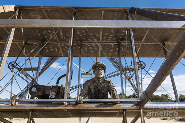 Wall Art - Photograph - Wright Brothers National Memorial by John Greim