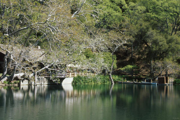 Solvang Photograph - Zaca Lake by Soli Deo Gloria Wilderness And Wildlife Photography