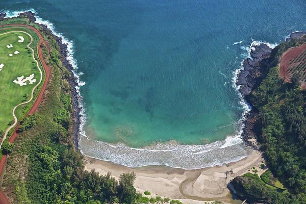 Photograph - Kauai Aerial by Steven Lapkin