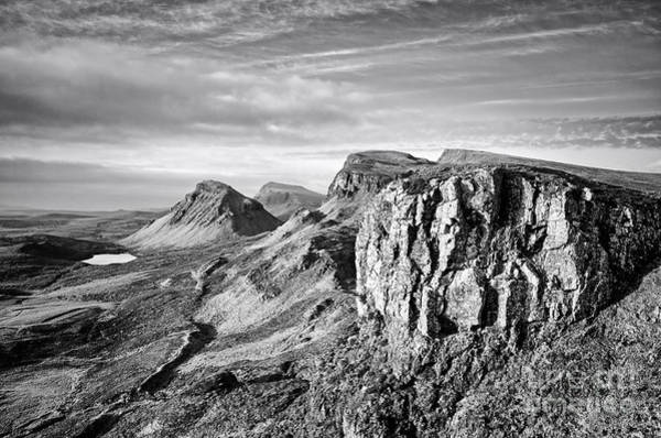 Wall Art - Photograph - The Quiraing by Smart Aviation