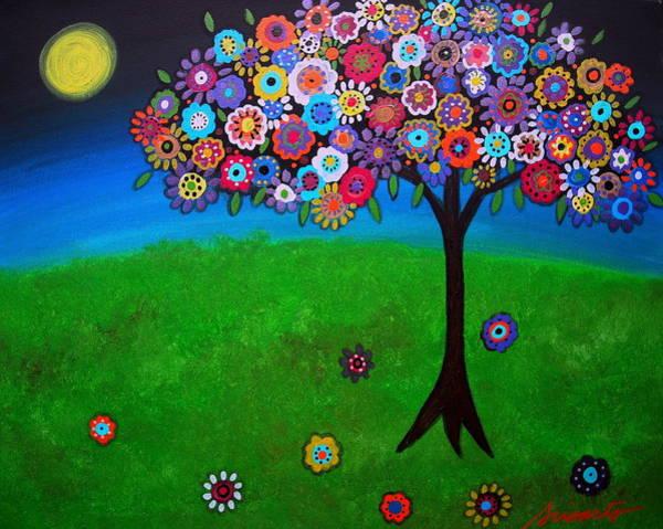 Prisarts Wall Art -  - Tree Of Life by Pristine Cartera Turkus