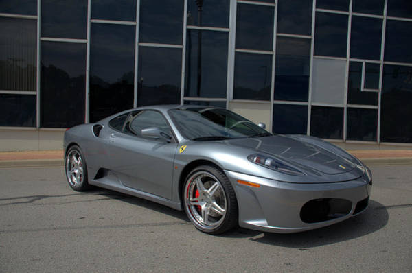 Photograph - 2005 Ferrari F430 Coupe F1 by Tim McCullough