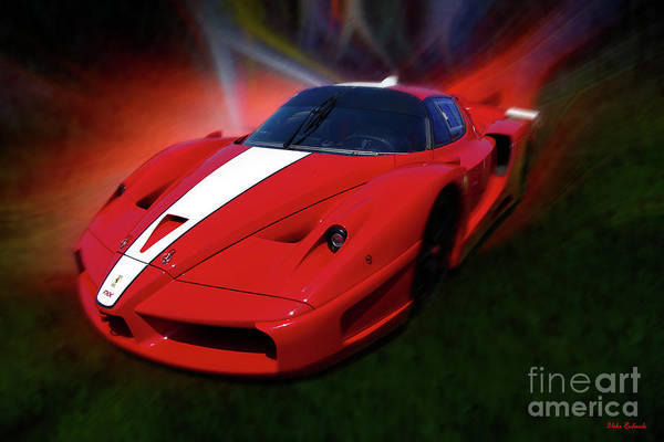 Photograph - 2006 Ferrari Enzo Fxx Evoluzione by Blake Richards