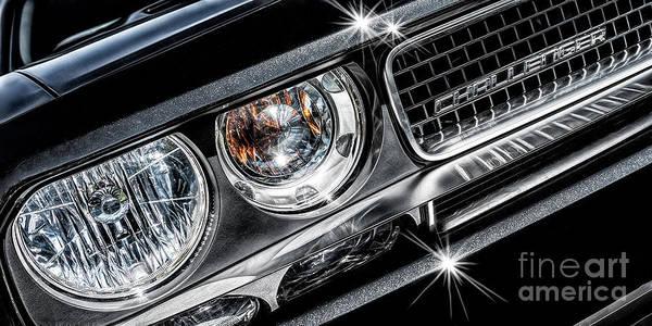 Photograph - 2009 Dodge Challenger by Brad Allen Fine Art