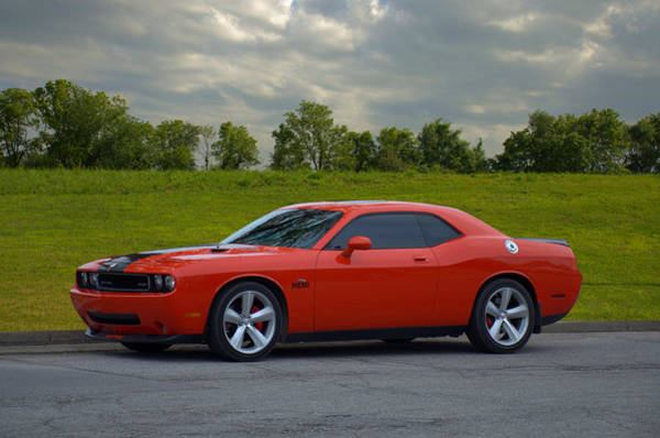 Photograph - 2010 Dodge Challenger Srt by Tim McCullough