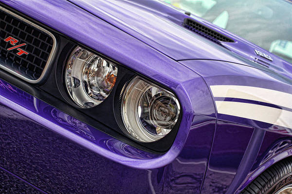 Brembo Photograph - 2011 Dodge Challenger Rt by Gordon Dean II