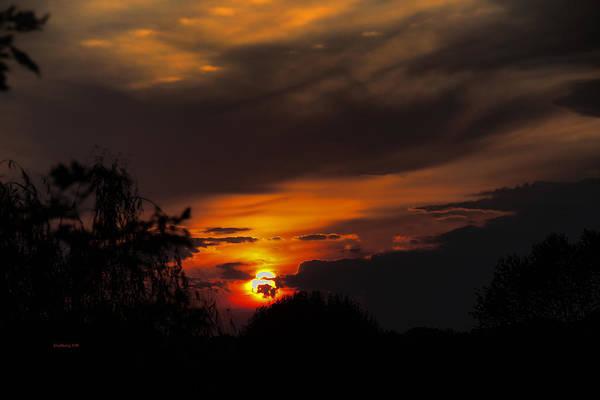 Photograph - 2015-09-01 6 Sunset by Ericamaxine Price