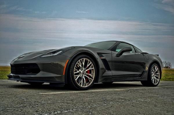Photograph - 2015 Corvette Z06 by Tim McCullough