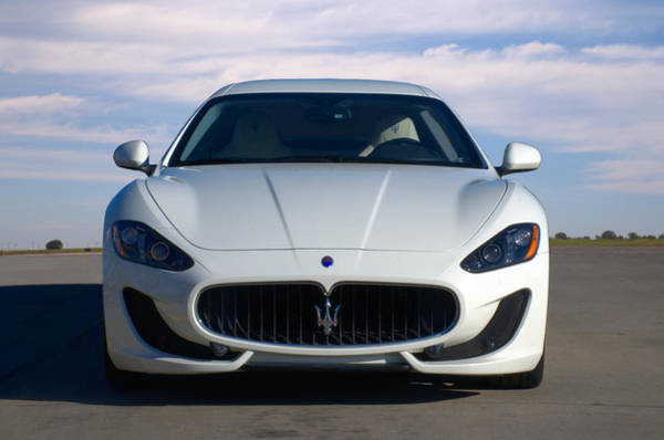 Photograph - 2015 Maserati Granturismo by Tim McCullough