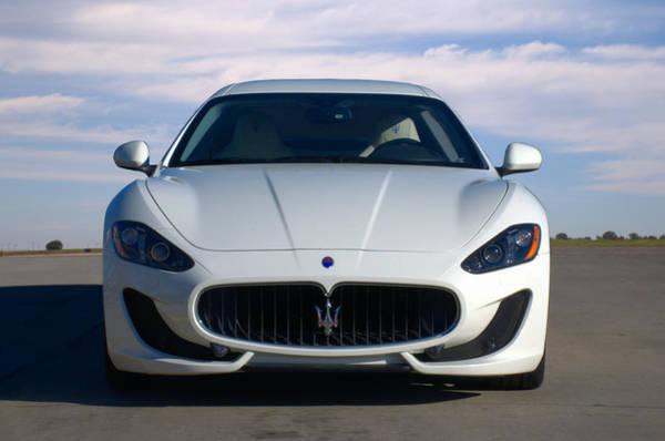 Photograph - 2015 Maserati Granturismo by Tim McCullough