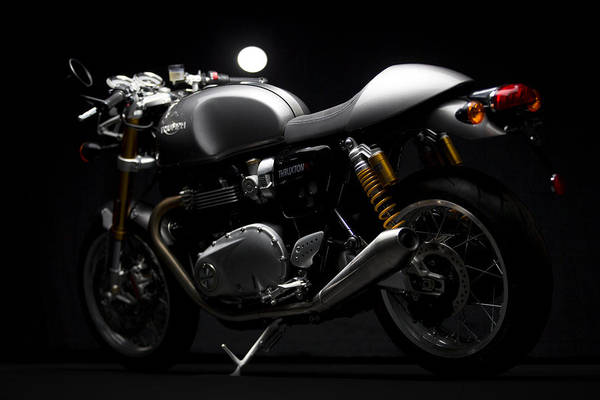 Photograph - 2016 Triumph Thruxton R by Keith May