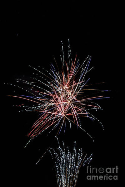 Photograph - 2017 Fireworks by William Norton