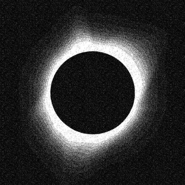 Painting - 2017 Total Solar Eclipse by Celestial Images