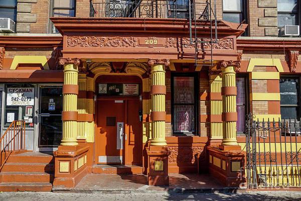 Photograph - 209 Dyckman Street by Cole Thompson