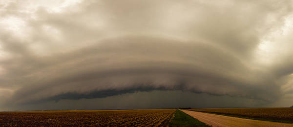 Photograph - 3rd Storm Chase Of 2015 by NebraskaSC