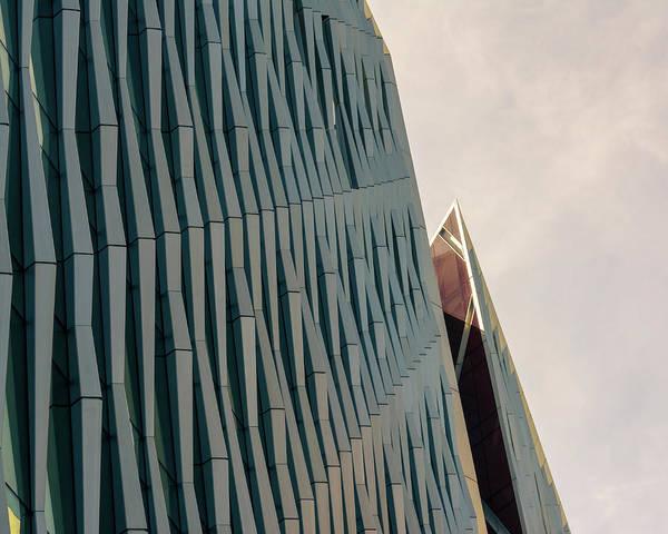 Photograph - 21 Century Multi Storey Building C by Jacek Wojnarowski