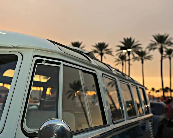 Photograph - 21 Window Sunset by Steve Natale