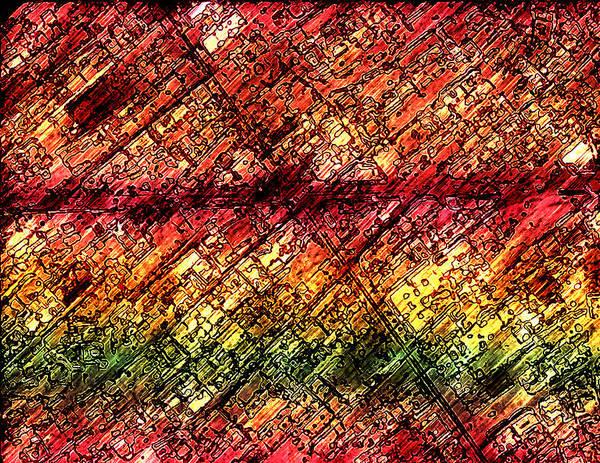 Blitz Digital Art - 21st Century Intolerance by Andy Readman