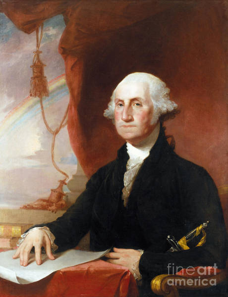 Wall Art - Photograph - George Washington by Granger