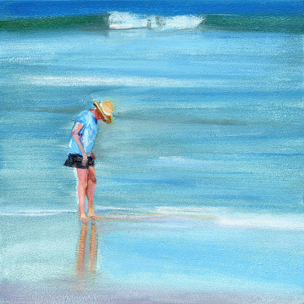 South Beach Painting - Rcnpaintings.com by Chris N Rohrbach